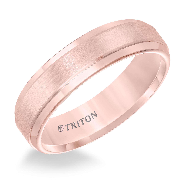 Triton – 11-2133RC-G0 • Long Island NY • Triton Mens Wedding Bands ...