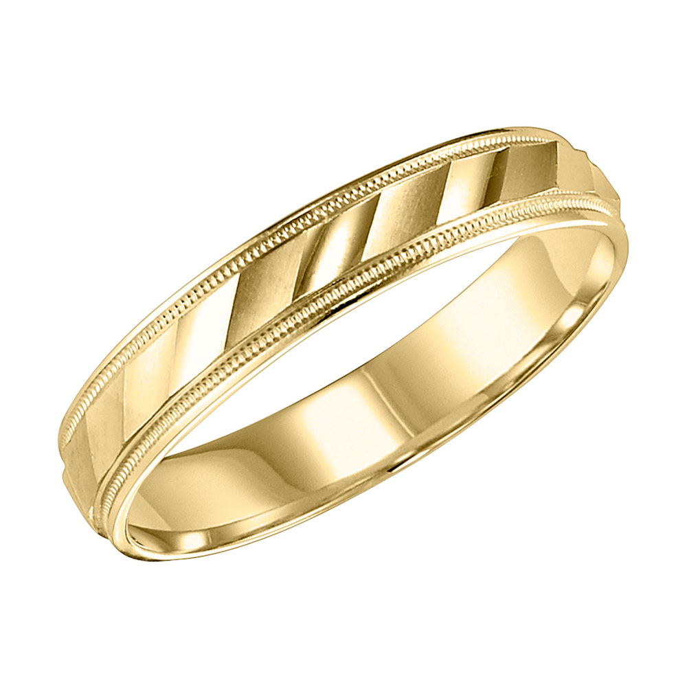 Goldman ring 11 6144y4 g01 long island ny mens wedding for Long island wedding bands