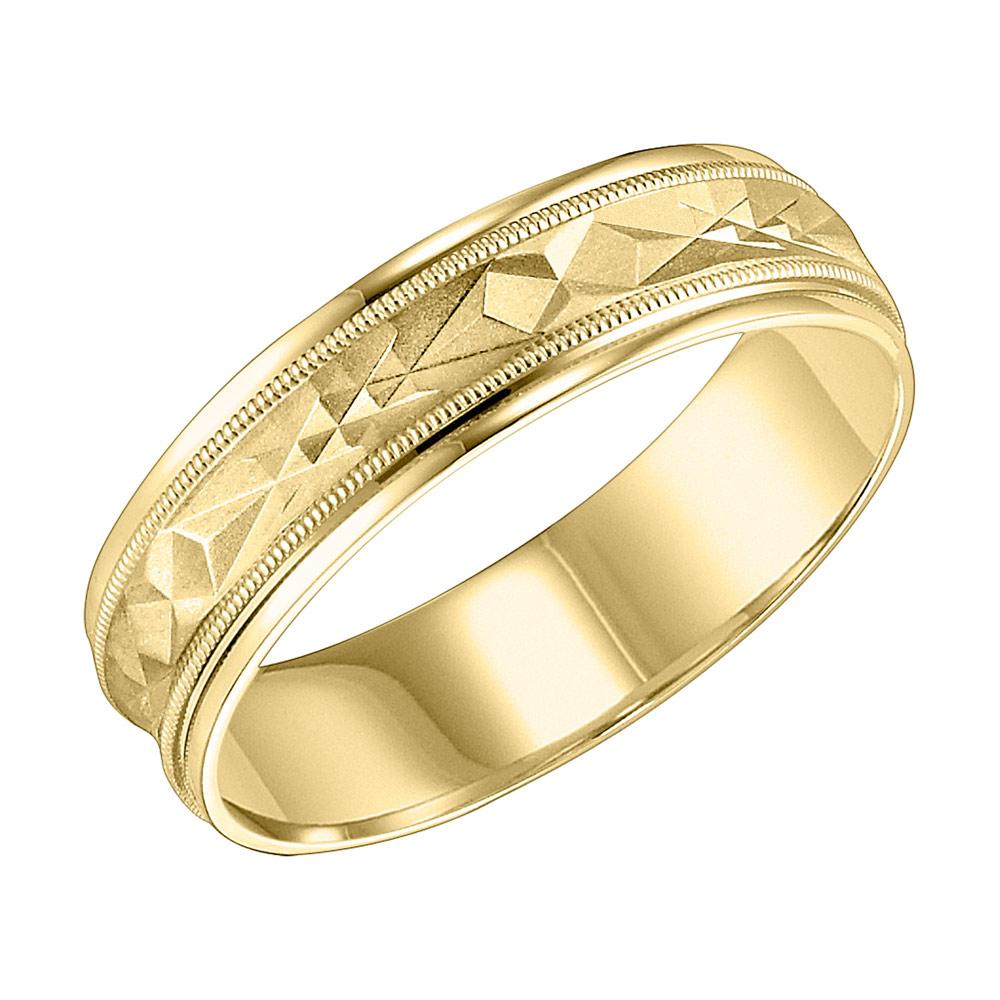 Goldman ring 11 7013y g00 long island ny mens wedding for Long island wedding bands