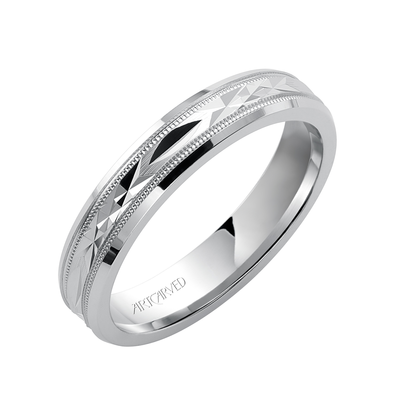 Artcarved 11 wv5435w4 g0 long island ny mens wedding for Long island wedding bands