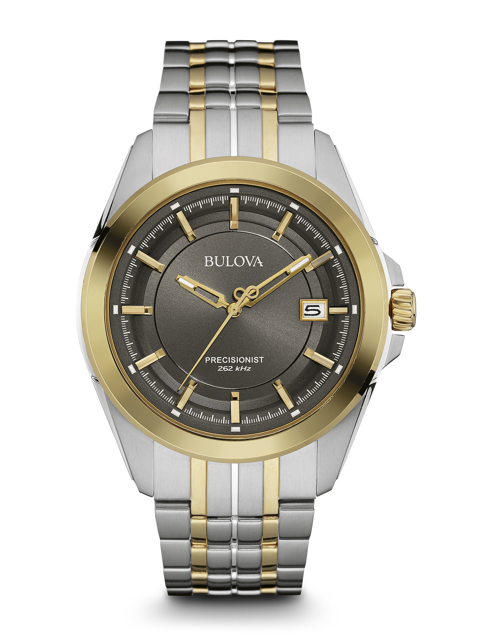 Bulova Precisionist Watch 98b273 Long Island Ny Men S
