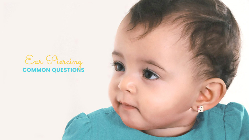 kids ear piercing faqs - Long Island, NY