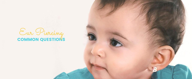 kids ear piercing faqs - Long Island, NY