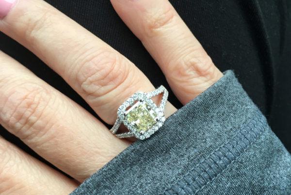 Frank & Sandra Custom Jewelry Design