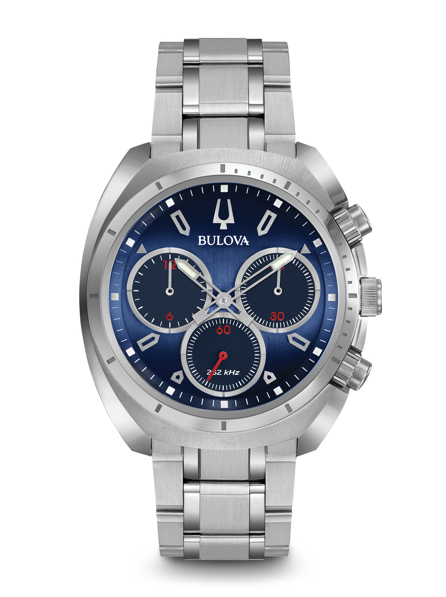 Bulova 96a185 Men S Curv Chronograph Watch Long Island