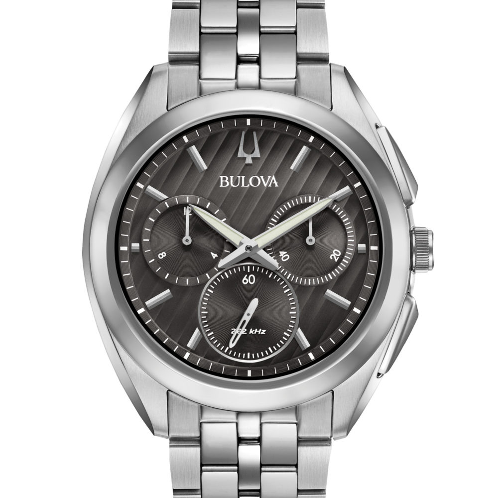 Bulova 96A186 Men's Curv Chronograph Watch