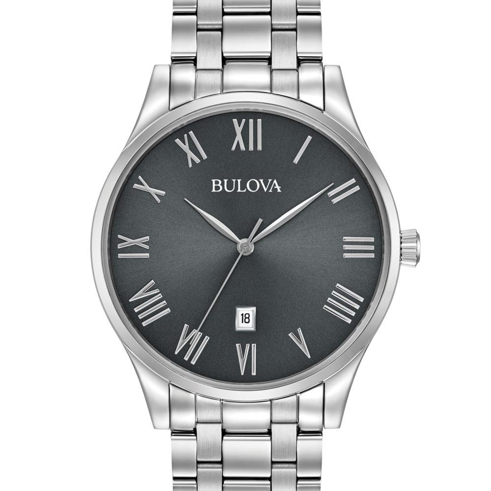 Bulova 97a109 Men S Automatic Watch Long Island Ny Men