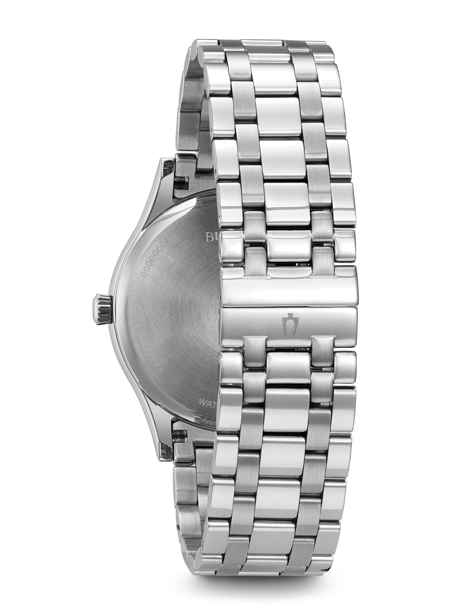 Bulova 96b261 Men S Watch Contempo Jewelers