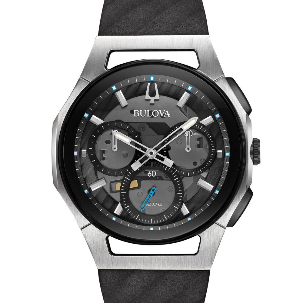Bulova 98A161 Men's Curv Chronograph Watch