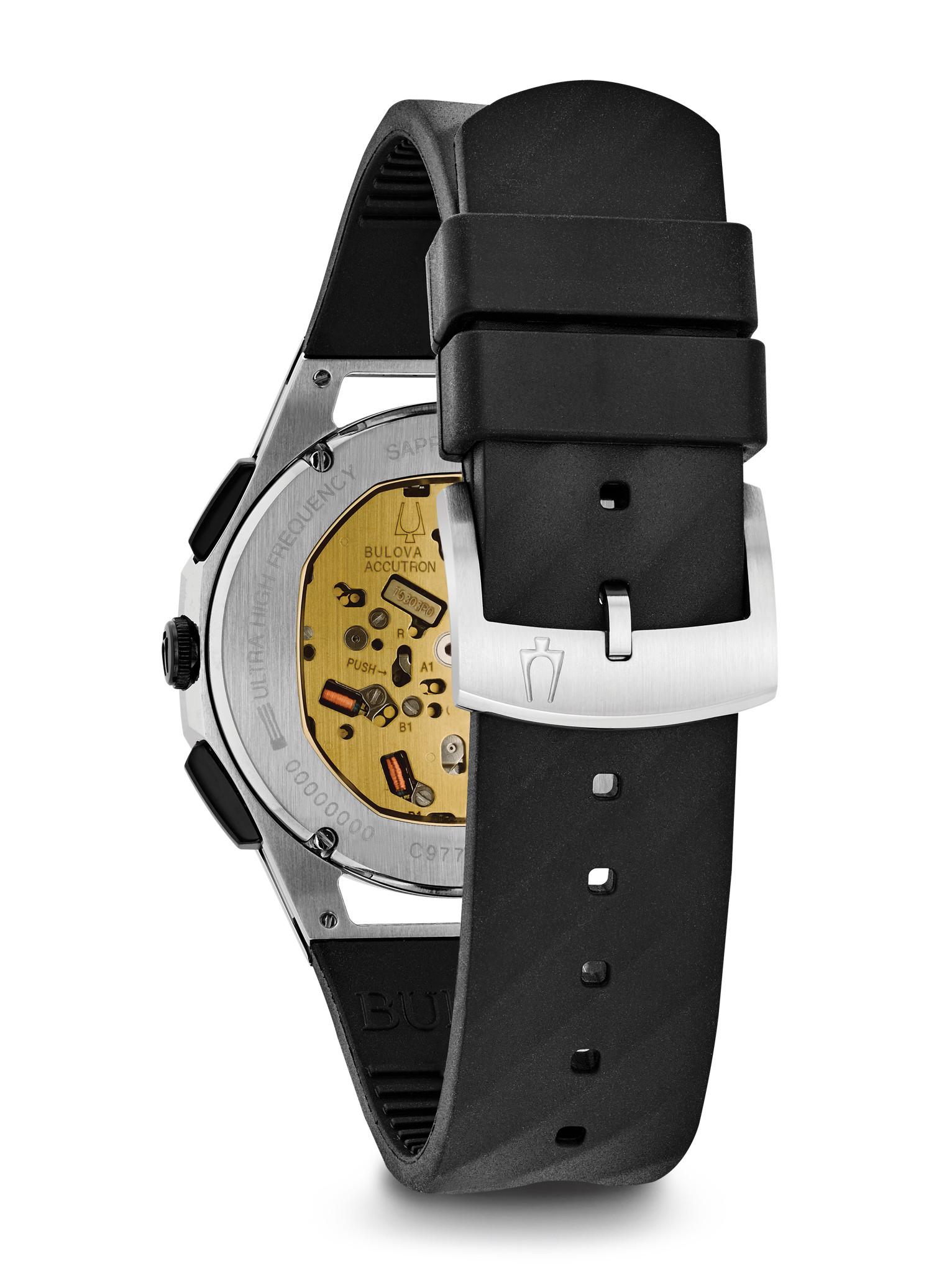 Bulova 98a161 Men S Curv Chronograph Watch Long Island