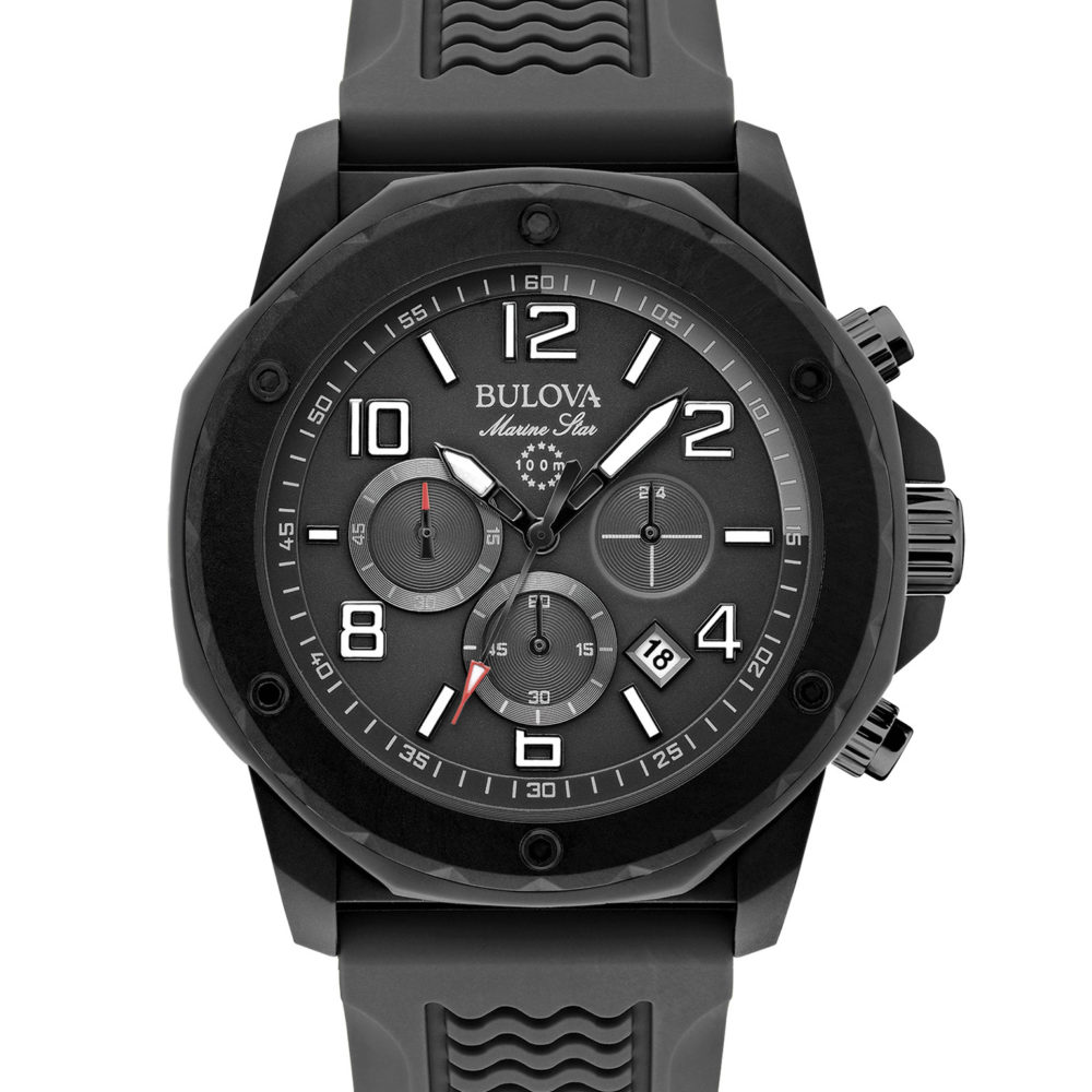 Bulova 98B223 Men's Marine Star Chronograph Watch