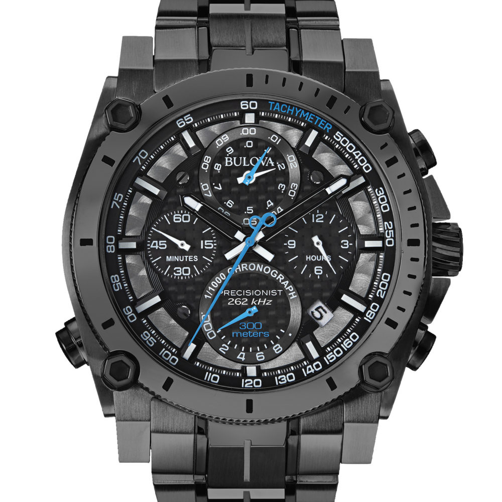 Bulova 98B229 Men's Precisionist Chronograph Watch