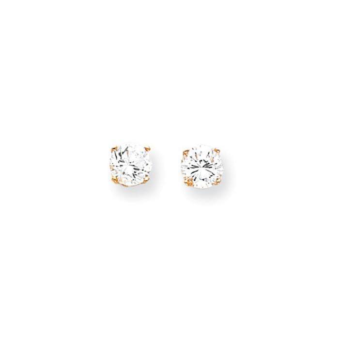 White-Gold-Cubic-Zirconia-Kids-Earring-xd12cz-1
