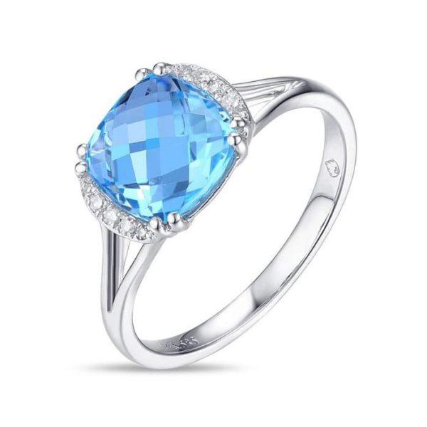 Luvente Ring R02383-RD-R