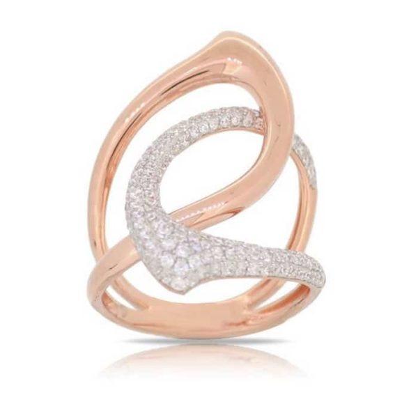 Luvente Ring R02503-RD-W