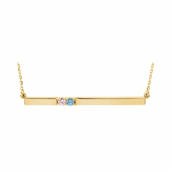 mom-family-bar-necklace-2-stones