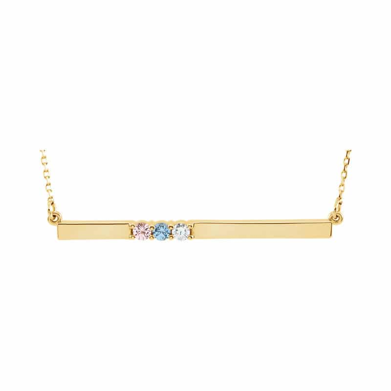 mom-family-bar-necklace-3-stones