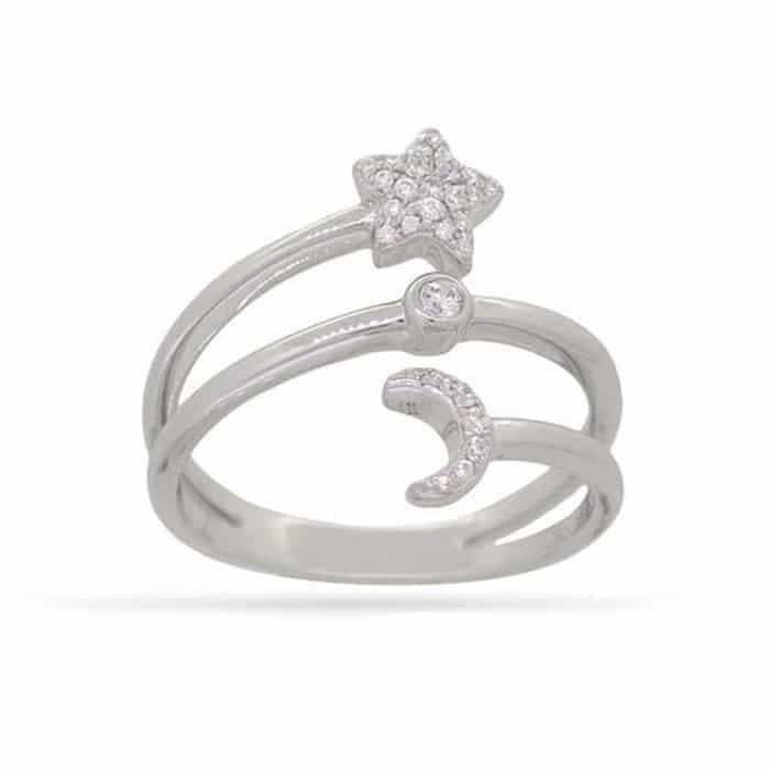 luvente ring r03336-rd-w