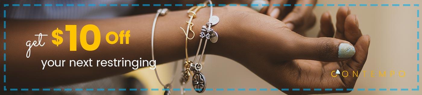 Bracelet Necklace Restringing Long Island NY