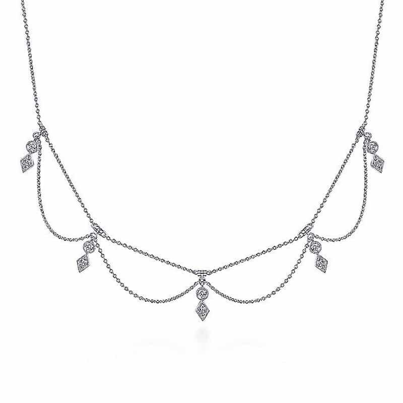 Diamond-Choker-Necklace-in-14k-White-Gold