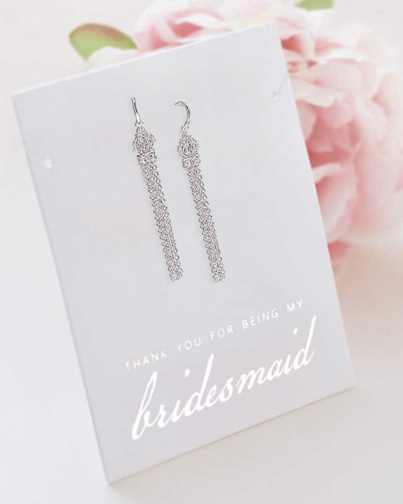 Bridal Party Jewelry Gifts Long Island