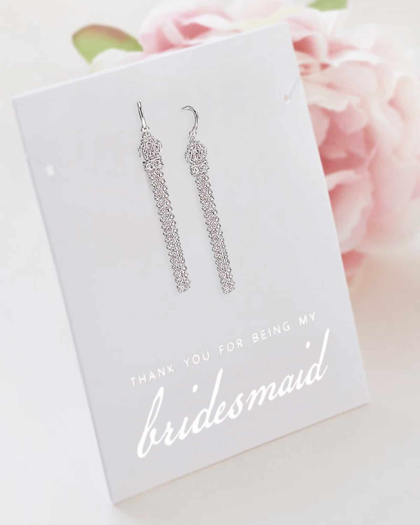 Personalized Bridal Jewelry Gift Sets - Long Island, NY