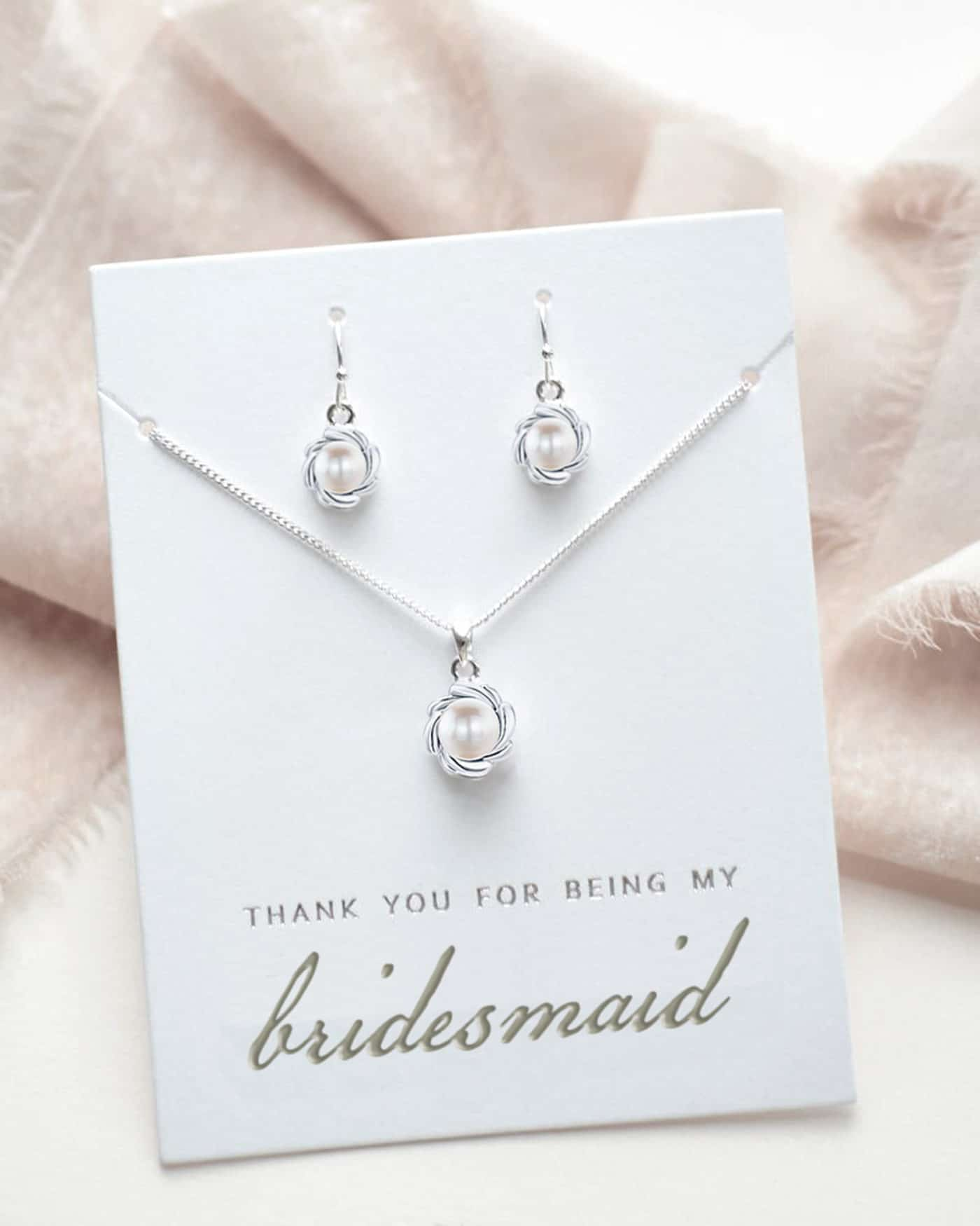 Bridesmaid Jewelry Sets Long Island NY