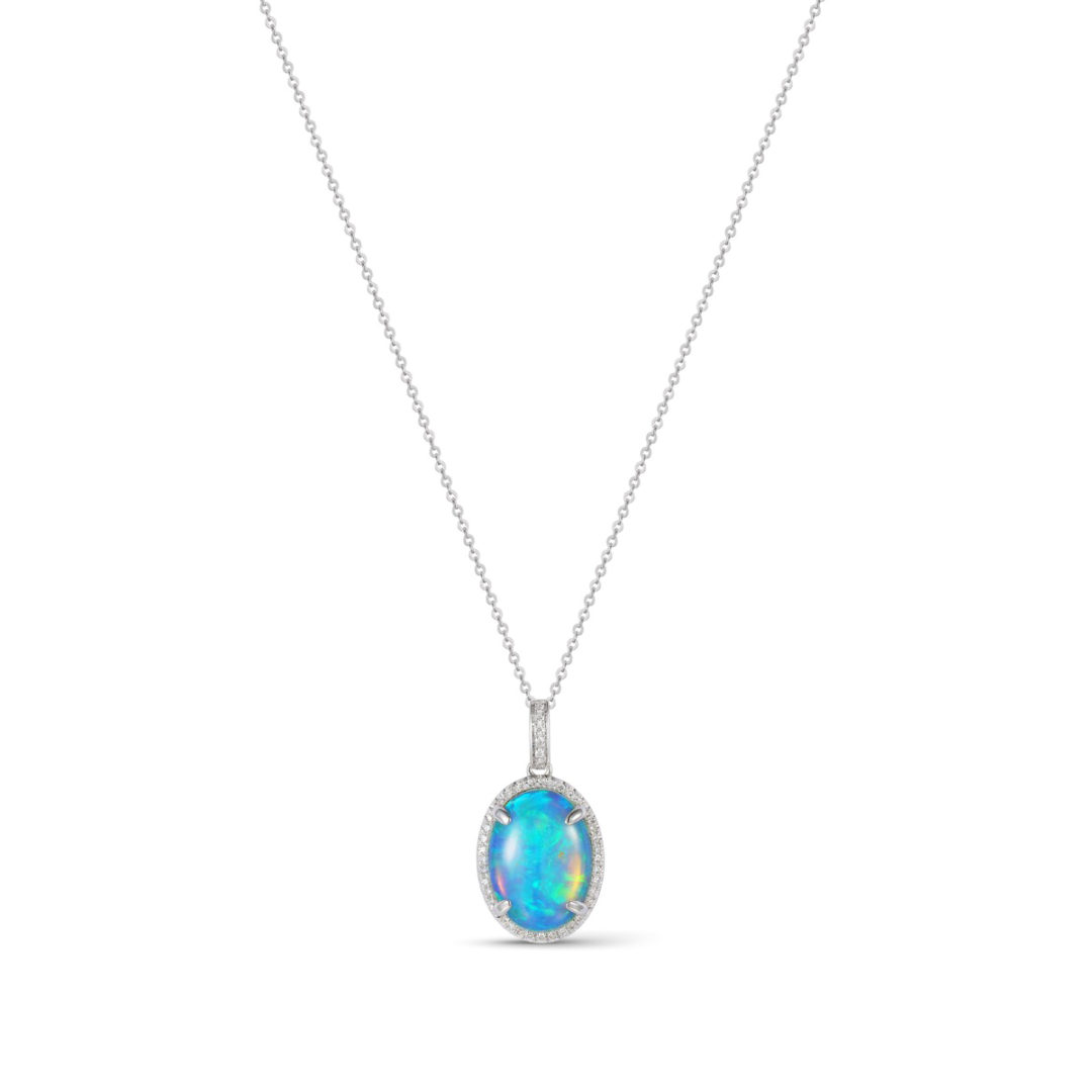 opal-halo-diamond-necklace