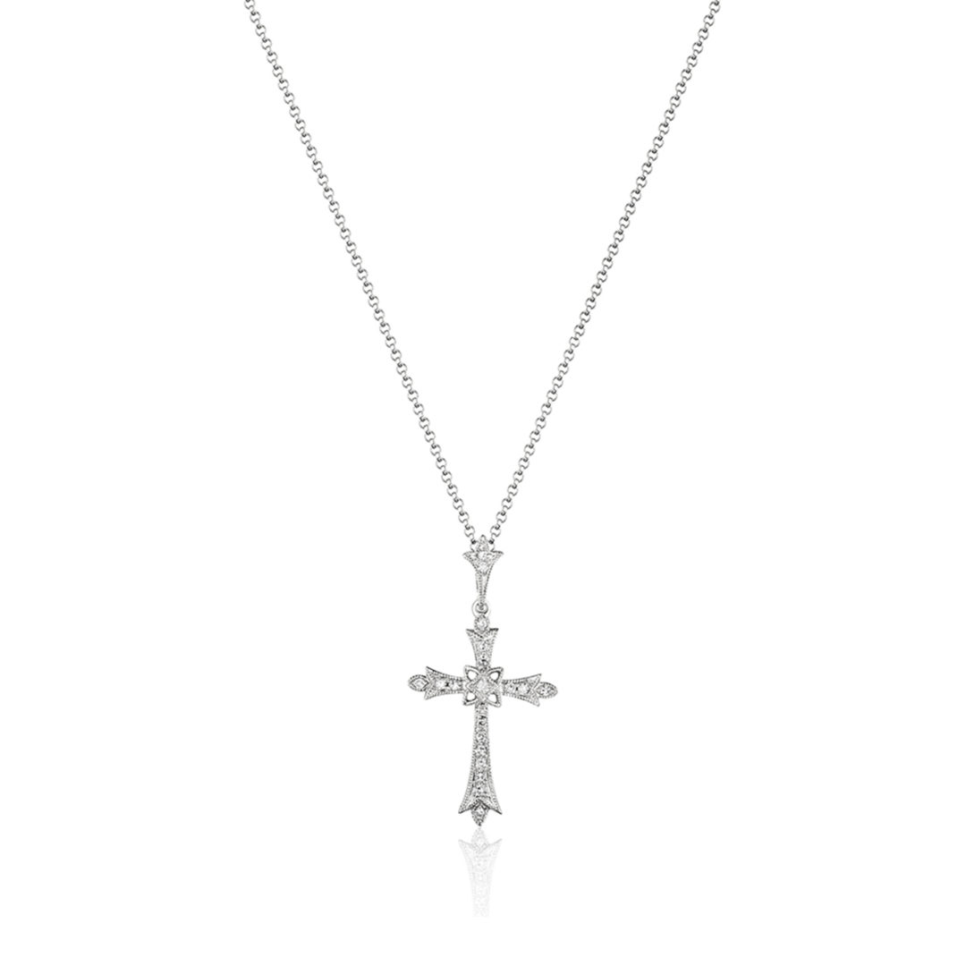 paved-diamond-cross-14k-white-gold